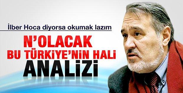 Ne olacak Türkiye'nin hali?