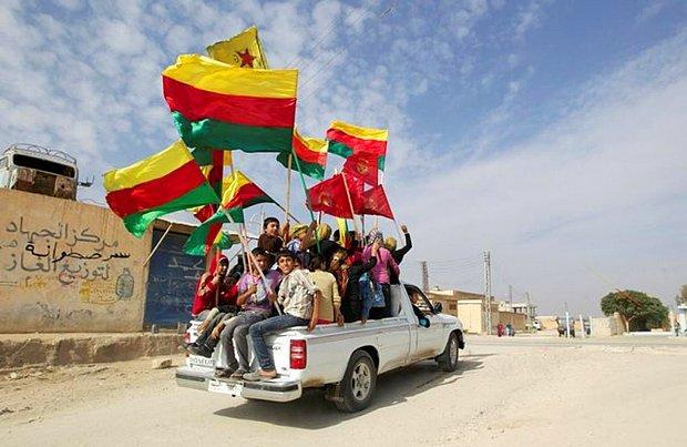 Türkiye Suriye'de radikal islamcı hareketleri değil Kürt hareketini desteklemeli