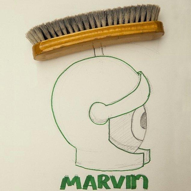 1. marvin the martinez..