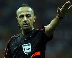 UEFA'dan Barış Şimşek'e Görev