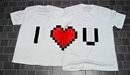 En Romantik Doğum Günü Hediyesi: Çiftlere Özel Tasarım Tişörtler