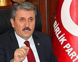 BBP Ekmeleddin İhsanoğlu'nu Destekleyecek