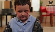 Çocuğa Şiddete Dur Deme Zamanı!