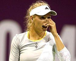 Wozniacki Çeyrek Finalde