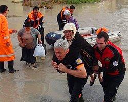 Marmara'da 1956'dan Beri Böyle Yağış Görülmedi