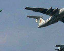 Ukrayna: Rusya Savaş Uçağımızı Düşürdü