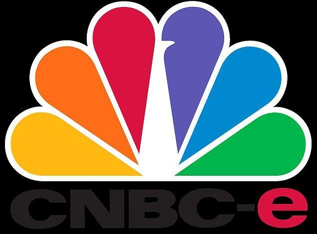 3-) CNBC logosunun aslında tavuskuşu olduğunu,