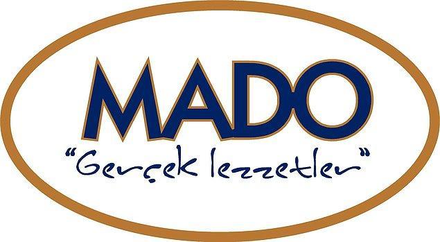 5-) MADO'nun Maraş dondurmasının kısaltması olduğunu,