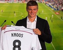 Kroos: ''Real Madrid İçin Doğru Kişiyim''