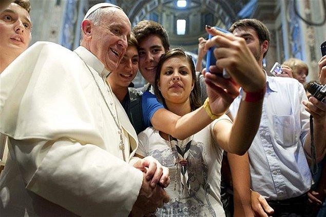 2. En Etkili lider: Papa Francis