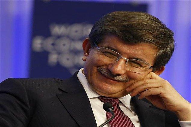 8. En çok takip edilen Dışişleri Bakanı: Ahmet Davutoğlu