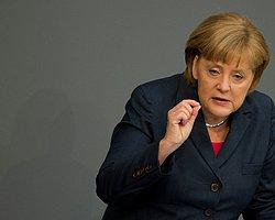 Merkel: 'İsrail'in Yanındayız'