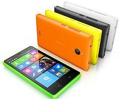 Androidli Nokia Veda Ediyor