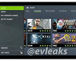 Nvidia, Yeni Tableti Basına Sızdırıldı