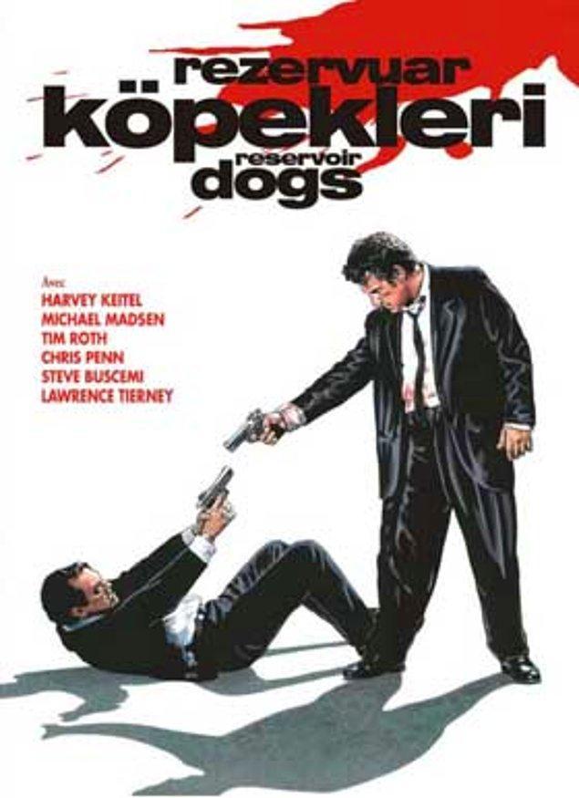 RESERVOİR DOGS-REZERVUAR KÖPEKLERİ (1992)