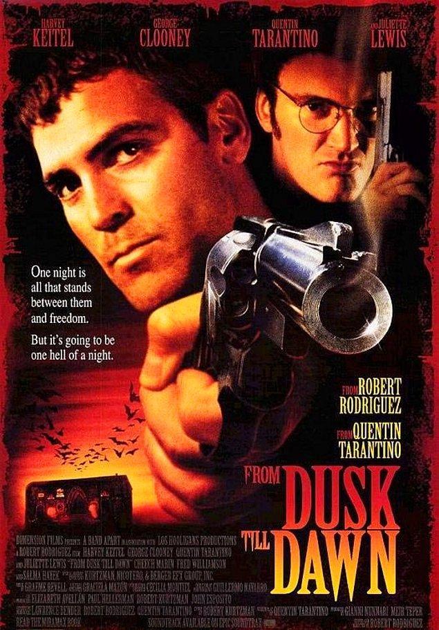 FROM DUSK TİLL DAWN-GÜN BATIMINDAN ŞAFAĞA (1996)