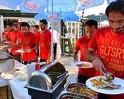 Galatasaray'dan Barbekü Partisi