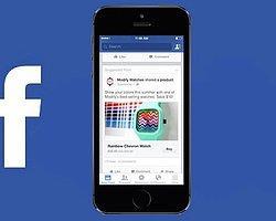 """Facebook, """"Satın Al"""" Düğmesini Test Ediyor!"""