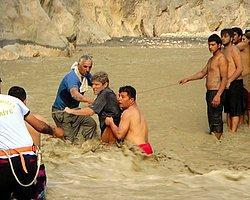 Saklıkent Kanyonu'nda Sel: 2 Ölü