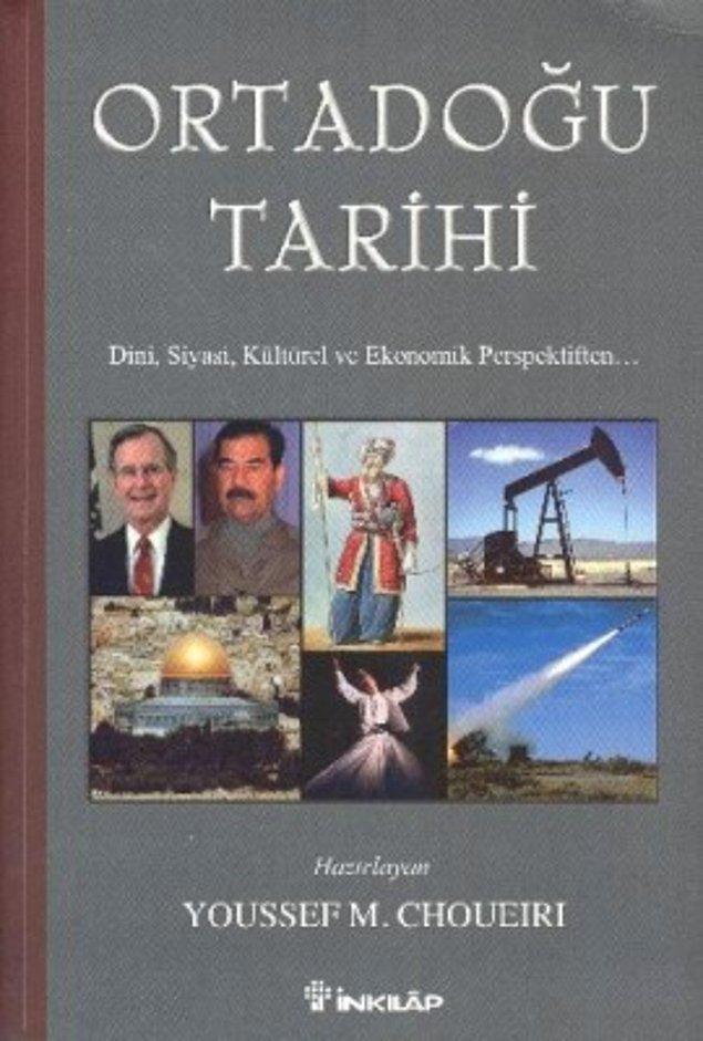9. Ortadoğu Tarihi - Youssef M. Choueiri