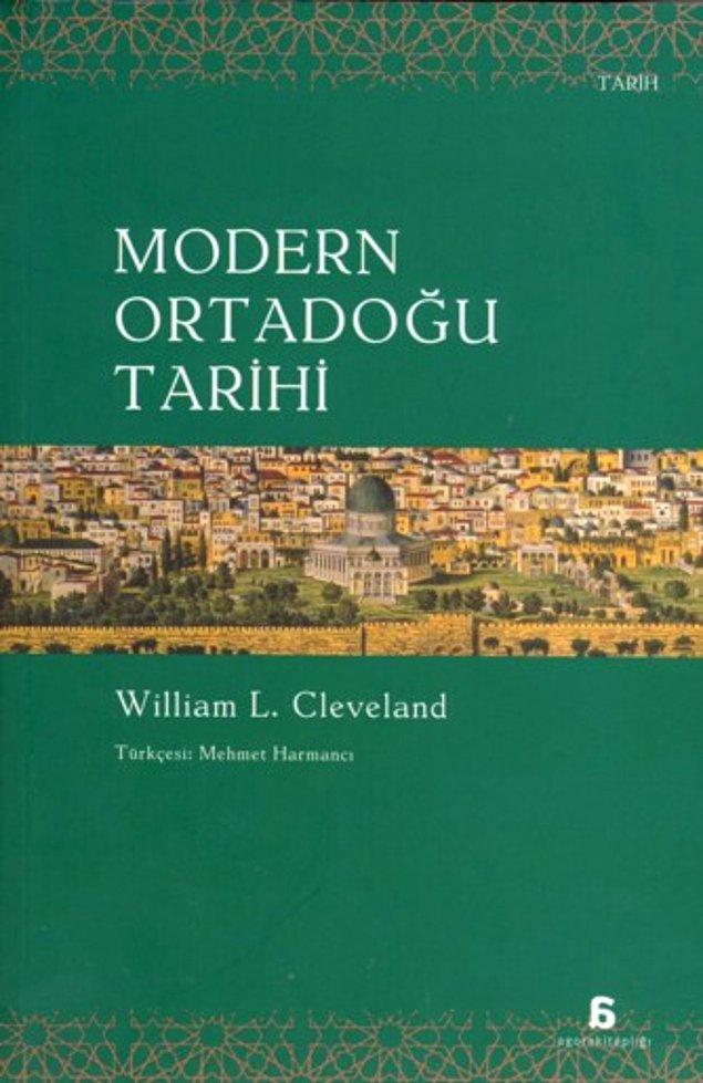5. Modern Ortadoğu Tarihi - William L. Cleveland