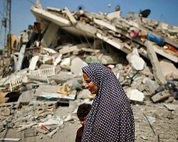 Gazze'de Can Kaybı 600'ü Geçti
