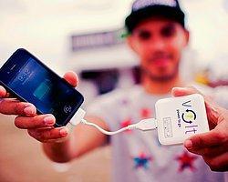 Festivalcilerin Şarj Cihazı Problemini Çözen Girişim: Volt