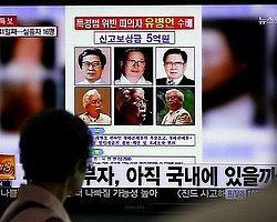 Güney Kore'de Batan Feribotun Sahibinin Cesedi Bulundu