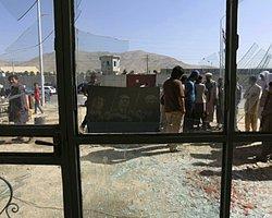 Kabil Havaalanında Bombalı Saldırı