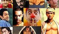 Aamir Khan'ın Yıllar İçinde Canlandırdığı Birbirinden Farklı 10 Karakter