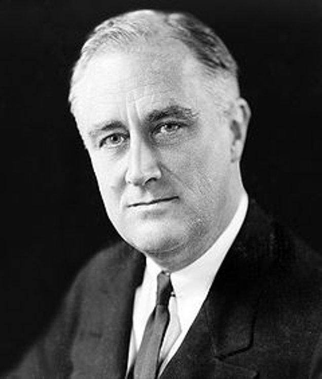 6. Roozwelt (Franklen D.) 1928, ABD Başkanı