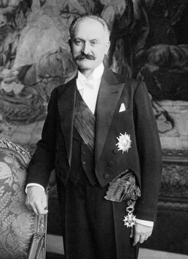 29. Albert LEBRUN, Fransa Cumhurbaşkanı
