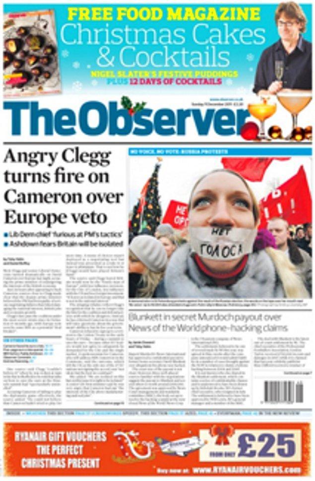 32. Observer, İngiltere