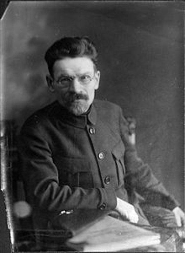 49. Sovyet Başbakanı Kalinin, Rusya