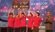 Dota 2 Şampiyonasında 5 Milyon Dolar Verildi
