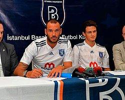 Ufuk Ceylan İstanbul Başakşehir'e Transfer Oldu