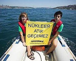 Nükleer Atıkların Boğazlardan Geçeceği ÇED'de Gösterilmiyor