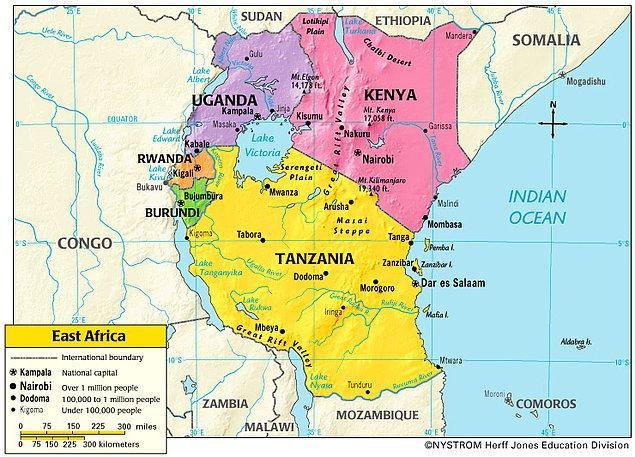3. Uganda Projesi