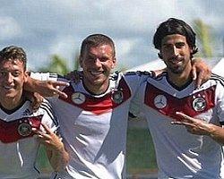 Podolski'den Khedira ve Arsenal Sözleri
