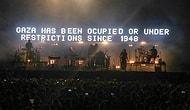 Massive Attack'tan Gazze'ye Selam