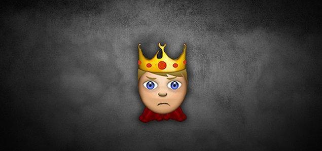 9. Bir günah kadar çirkin Joffrey