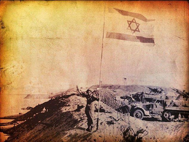 Mısır ve Suriye, toplam 8 bin 500 asker kaybetti. İsrail'in can kaybı ise 6 bindi.
