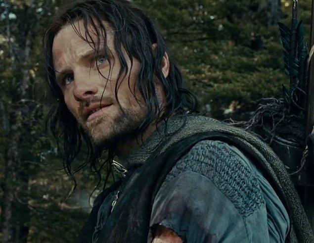 13. Aragorn