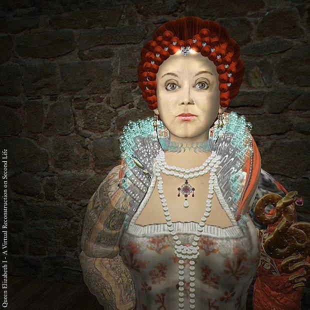Kraliçe 1. Elizabeth