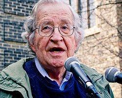 Chomsky'den Türkiye'ye Filistin Övgüsü