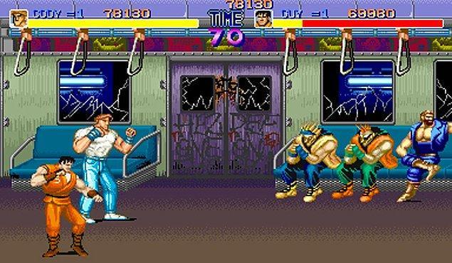 19. Final Fight