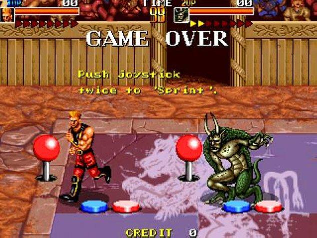 27. Mutant Fighter