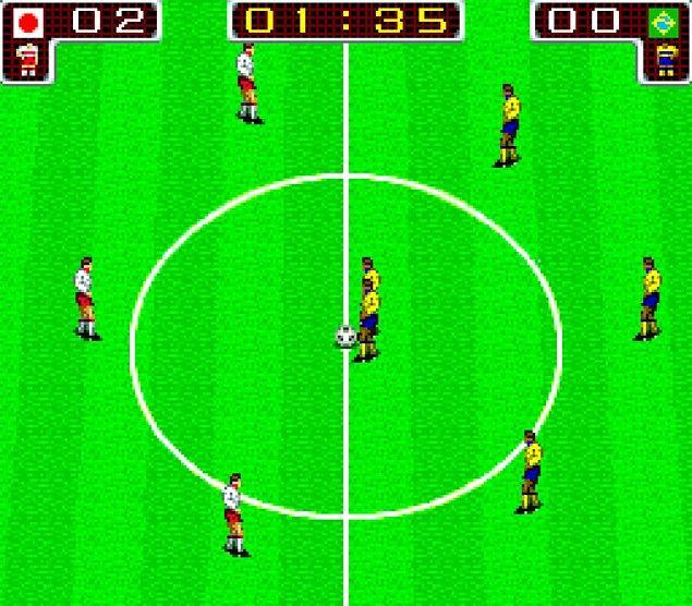 48. Tecmo World Cup 90