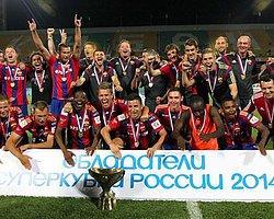 Rusya'nın En Büyüğü CSKA