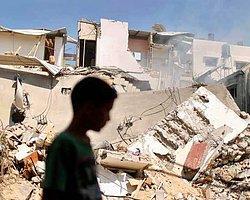 Gazze'de Ölü Sayısı 1035